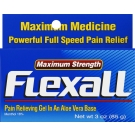 Flexall Maximum Strength Pain Relieving Gel - 3oz