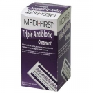 Medi-First Triple Antibiotic Ointment, 144 Ct
