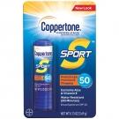 Coppertone Sport Lip Balm SPF 50 - 0.13oz.
