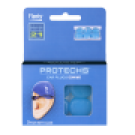 PROTECHS™ Ear Plugs for SWIM - 3 pair with case