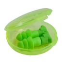 PROTECHS™ Ear Plugs for TRAVEL - 1 pair with case