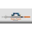 EasyTouch Insulin Syringe 30 Gauge, 1cc, 1/2