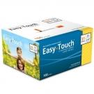 EasyTouch Insulin Syringe 31 Gauge, .5cc, 5/16