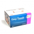 EasyTouch Insulin Syringe 28 Gauge, .5cc, 1/2