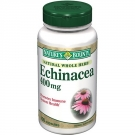 Nature's Bounty Echinacea Herbal Supplement Capsules 400mg- 100ct