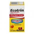 Ecotrin 325 mg Regular Strength, Tablets- 125ct