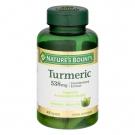 Nature's Bounty Turmeric Extract 500mg Capsules 45ct