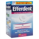 Efferdent Original Tablet - 102ct