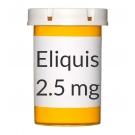 Eliquis 2.5mg Tablets