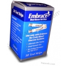 Embrace Diabetic Test Strips - 50 Strips