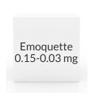 Emoquette 0.15-0.03mg Tablet- 28 Tablet  Pack