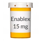 Enablex 15 mg Tablets