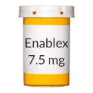 Enablex ER 7.5mg Tablets