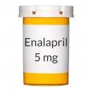 Enalapril 5mg Tablets