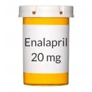 Enalapril 20mg Tablets