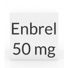 Enbrel 50mg / ml Prefilled Syringe - Box of 4 Syringes