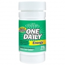21st Century One Daily Energy Tablets - 75ct