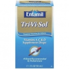 Enfamil® Tri-Vi-Sol® Infant Vitamins A-C-and D Dietary Supplement Drops - 1.69oz