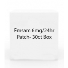 Emsam 6mg/24hr Patch- 30ct Box