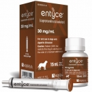 Entyce (Capromorelin Oral Solution) Appetite Stimulant for Dogs 30mg/ml- 15ml