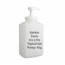 Epiduo Forte 0.3-2.5% Topical Gel Pump- 45g
