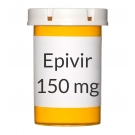 Epivir (Lamivudine) 150 mg Tablets