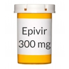 Epivir (Lamivudine) 300mg Tablets
