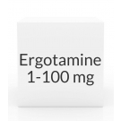 Ergotamine/Caffeine 1-100mg Tablets