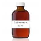 Erythromycin 2% Topical Solution (60 ml Bottle)