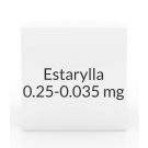 Estarylla 0.25-0.035mg Tablets- 28 Tablet Pack