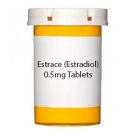 Estrace (Estradiol) 0.5mg Tablets