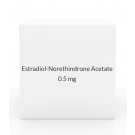 Estradiol/Norethindrone Acetate 1.0-0.5mg Tablets - 28 Tablet Pack