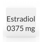 Estradiol 0.0375mg Patch (8 Patch Pack)
