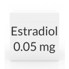 Estradiol 0.05mg Patch (8 Patch Pack)