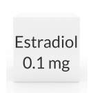 Estradiol 0.1mg Patch (8 Patch Pack) - Twice Weekly