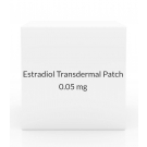 Estradiol Transdermal Patch 0.05mg/Day (Pack of 4) - Once Weekly
