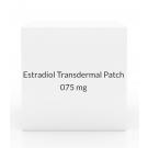 Estradiol Transdermal Patch 0.075mg/24 Hours (Pack of 4)