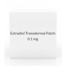 Estradiol Transdermal Patch 0.1mg/Day (Pack of 4) - Once Weekly