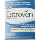Estroven Nighttime Multi-Symptom Menopause Relief Caplets - 30 Count