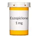 Eszopiclone (Generic Lunesta) 1mg Tablets