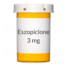 Eszopiclone (Generic Lunesta) 3mg Tablets