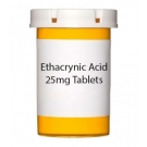 Ethacrynic Acid 25mg Tablets