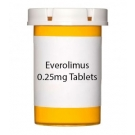 Everolimus 0.25mg Tablets