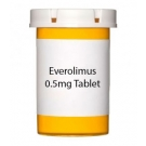 Everolimus 0.5mg Tablet