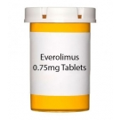 Everolimus 0.75mg Tablets