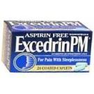 Excedrin PM Caplet 24 CT
