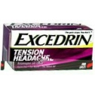 Excedrin Tension Headache Caplet - 100ct