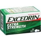 Excedrin Extra Strength Pain Reliever- 24ct