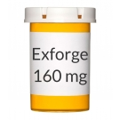Exforge 5-160mg Tablets - 30 Count Bottle