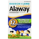 Alaway Childrens Allergy Eye Itch Relief Drops - 0.17 oz